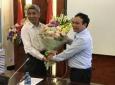 Lễ chia tay đồng chí Nguyễn Văn Nghiêm, nguyên Chánh Văn phòng Cục Kinh tế hợp tác và Phát triển nông thôn về hưu trí theo chế độ