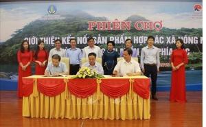Hội nghị củng cố, nâng cao hiệu quả hoạt động của các HTX nông nghiệp và Phiên chợ HTX nông nghiệp vùng cao tại Cao Bằng
