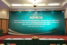 PTT Vương Đình Huệ chủ trì hội nghị tổng kết 15 năm về kinh tế tập thể