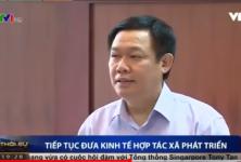 Phó Thủ tướng Vương Đình Huệ: Tiếp tục đưa kinh tế hợp tác xã phát triển
