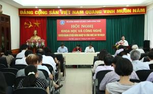 Hội nghị KHCN chuyên ngành Cơ điện nông nghiệp và Công nghệ sau thu hoạch