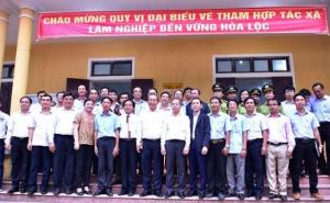 Phó Thủ tướng Trương Hoà Bình: Thu hút nguồn nhân lực vào làm việc tại các Hợp tác xã