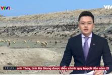 Kiểm tra tình hình khô hạn tại Ninh Thuận