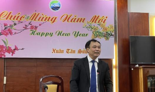 Ấm áp buổi gặp mặt đầu xuân Tân Sửu 2021 tại Cục Kinh tế hợp tác và Phát triển nông thôn