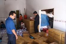 Cục Kinh tế hợp tác và Phát triển nông thôn tổ chức đoàn khảo sát tại Phú Yên về việc tháo gỡ khó khăn trong sản xuất, chế biến muối