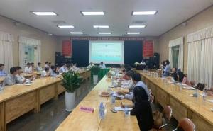 Họp báo thông tin về Hội thi sản phẩm thủ công mỹ nghệ Việt Nam 2020 tại Thành phố Hồ Chí Minh