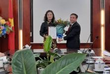 Lễ công bố, trao quyết định bổ nhiệm lại Phó Cục trưởng Nguyễn Thị Hoàng Yến và các Quyết định bổ nhiệm Lãnh đạo một số Phòng thuộc Cục