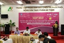 Bộ Nông nghiệp và Phát triển nông thôn tổ chức Hội thảo Thông cáo báo chí Hội thi sản phẩm thủ công mỹ nghệ Việt Nam năm 2020