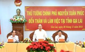 Thủ tướng trăn trở về đời sống đồng bào dân tộc ở Gia Lai